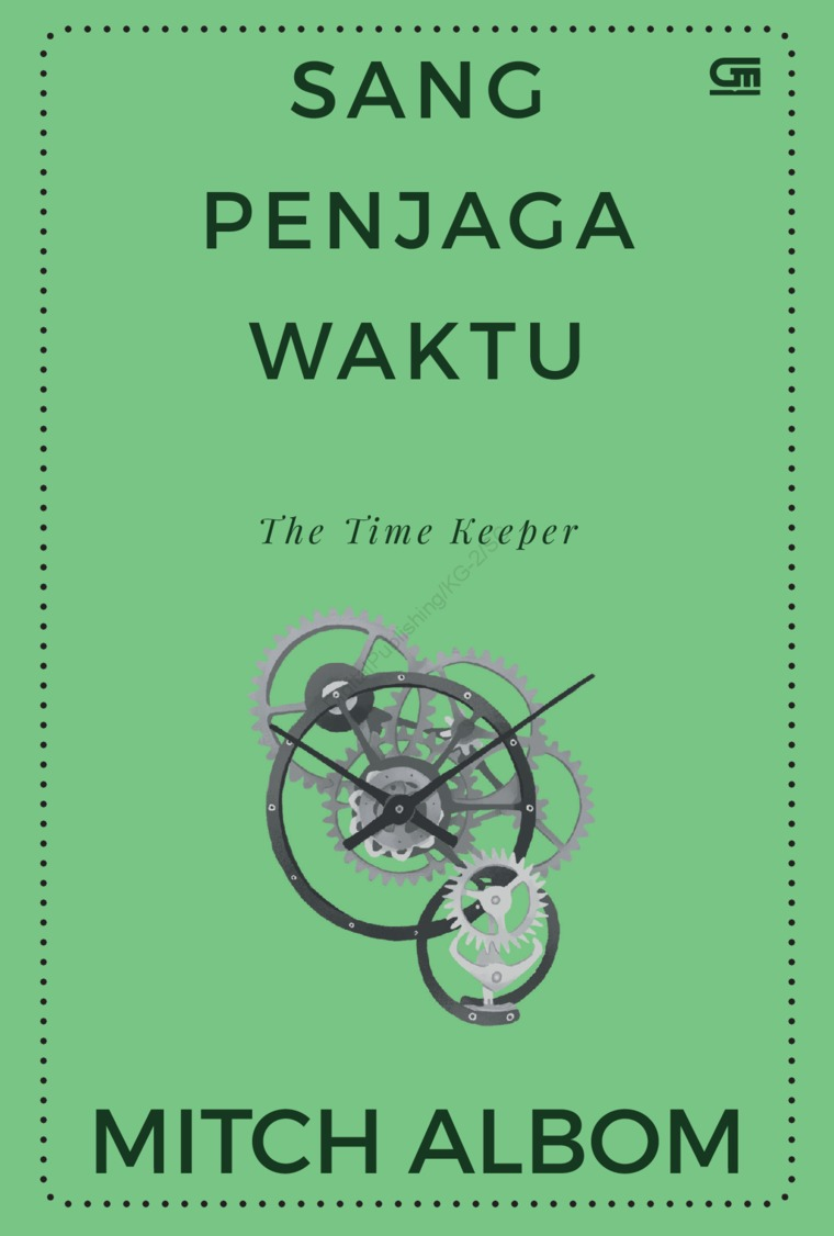 Sang Penjaga Waktu (The Time Keeper) by Mitch Albom Digital Book