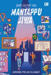 Mantappu Jiwa *Buku Latihan Soal by Jerome Polin Sijabat Cover