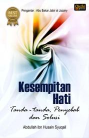 Cover Kesempitan Hati oleh Abdullah ibn Husain Syuqail