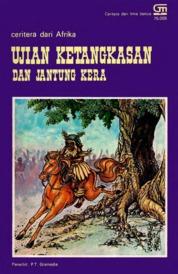 Cover Uji Ketangkasan dan Jantung Kera oleh Antonius Adiwiyoto