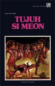 Cover Tujuh si Meon oleh Djokokentjono