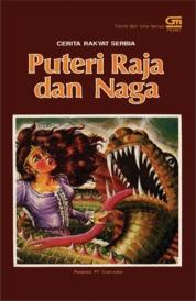 Cover Puteri Raja dan Naga oleh H. Siswoyo