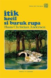 Cover Itik Kecil Si Buruk Rupa oleh H.C. Andersen