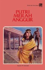 Cover Putri Merah Anggur oleh Hardjana HP