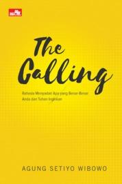 Cover The Calling oleh Agung Setiyo Wibowo