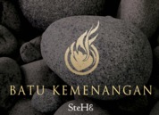 Batu Kemenangan by Stephanus Herry Cover