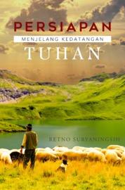 Persiapan Menjelang Kedatangan Tuhan by Retno Suryaningsih Cover