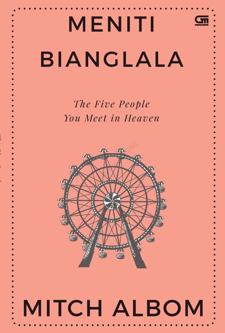 Meniti Bianglala (Five People You Meet in Heaven) by Mitch Albom Digital Book