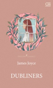 Cover English Classics: Dubliners oleh James Joyce