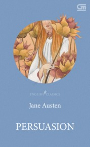 Cover English Classics: Persuasion oleh Jane Austen