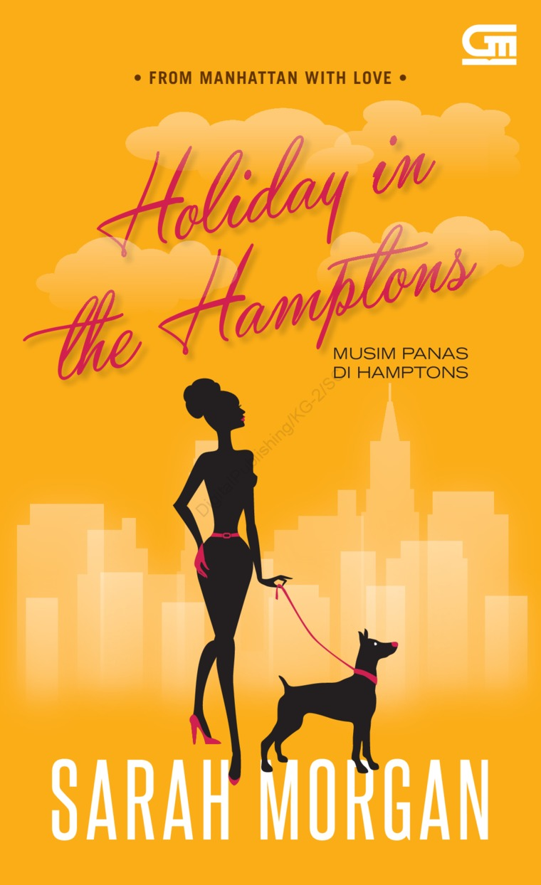 Buku Digital Harlequin: Musim Panas di Hamptons (Holiday in the Hamptons) oleh Sarah Morgan