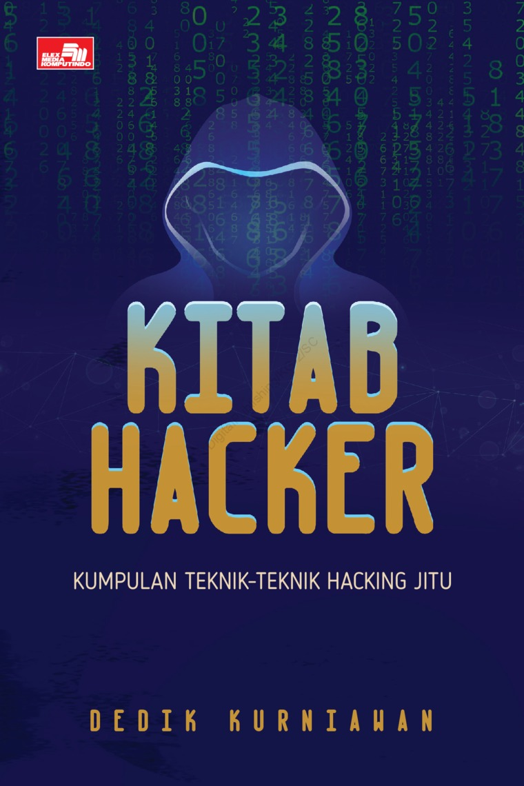 Kitab Hacker by Dedik Kurniawan Digital Book