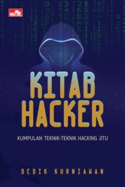 Kitab Hacker by Dedik Kurniawan Cover