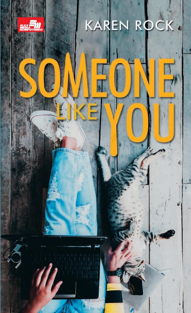 Buku Digital CR: Someone Like You oleh Karen Rock