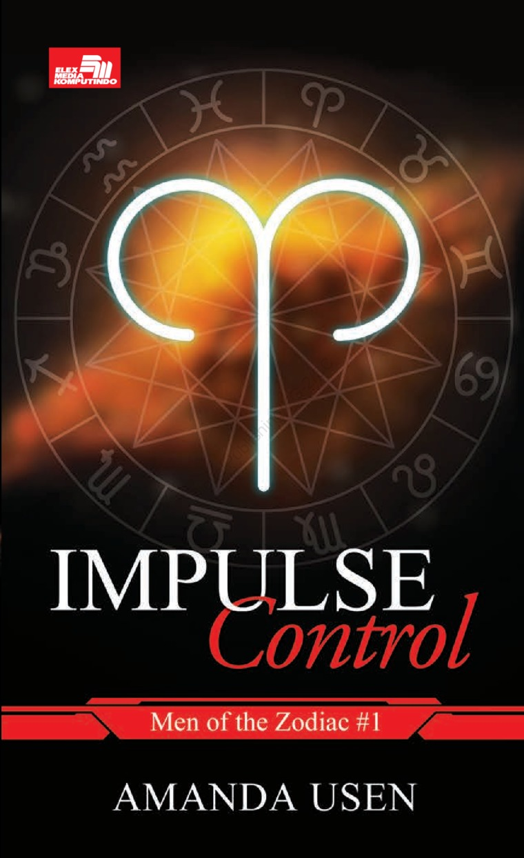 Buku Digital CR: Impulse Control (Men of the Zodiac #1) oleh Amanda Usen