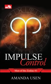 Cover CR: Impulse Control (Men of the Zodiac #1) oleh Amanda Usen