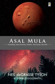 Cover Asal Mula oleh Neil deGrasse Tyson & Donald Goldsmith