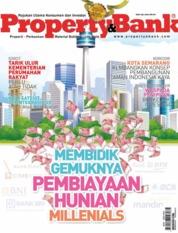 Cover Majalah Property&Bank ED 158 Maret 2019