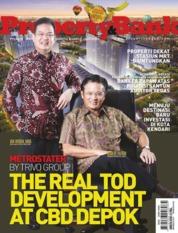 Cover Majalah Property&Bank ED 160 Mei 2019