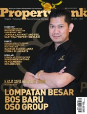 Cover Majalah Property&Bank ED 163 September 2019