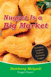 Cover Nugget Is a Big Market oleh Bambang Mulyadi