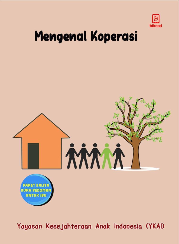 Mengenal Koperasi by Yayasan Kesejahteraan Anak Indonesia (YKAI) Digital Book