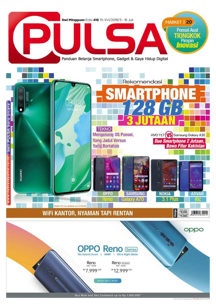 PULSA Digital Magazine ED 416 July 2019