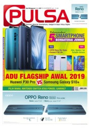 PULSA Magazine Cover ED 415 June 2019