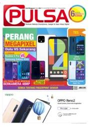 Cover Majalah PULSA ED 424 Oktober 2019