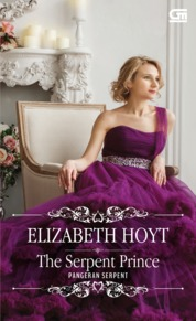 Cover Historical Romance: Pangeran Ular (The Serpent Prince) oleh Elizabeth Hoyt