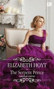 Historical Romance: Pangeran Ular (The Serpent Prince) by Elizabeth Hoyt Cover