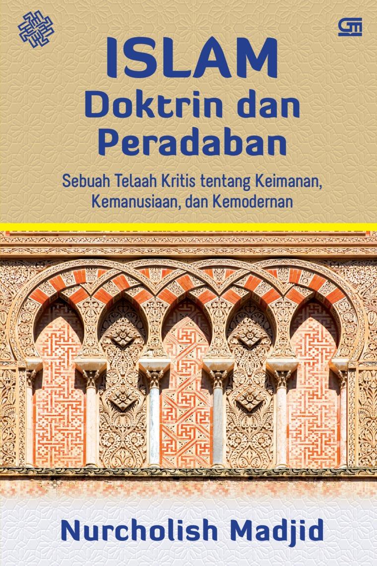 Buku Digital Islam: Doktrin & Peradaban oleh NURCHOLISH MADJID