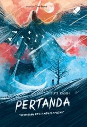 Cover PERTANDA oleh Tuti Kasih
