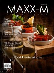 MAXX-M Magazine Cover February–March 2013