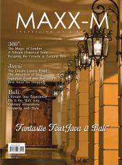 MAXX-M Magazine Cover October–November 2013
