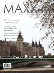 MAXX-M Magazine Cover December–January 2014