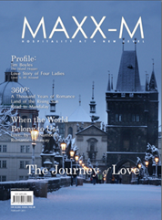 MAXX-M Magazine Cover January–February 2011