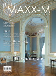 MAXX-M Magazine Cover March–April 2011