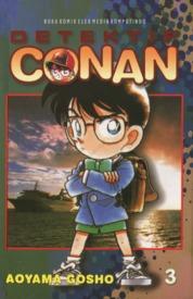 Cover Detektif Conan 03 oleh Gosho Aoyama