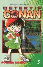 Cover Detektif Conan 05 oleh Gosho Aoyama