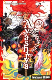 Ayashiya The Demon Slayer 02 by Mutsumi Banno Cover