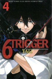 6 TRIGGER 04 by Tali Cover