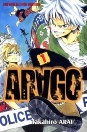 Arago 01 by Takahiro Arai Cover