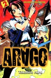 Cover Arago 02 oleh Takahiro Arai