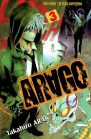 Cover Arago 03 oleh Takahiro Arai