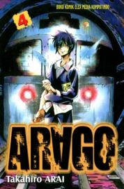 Cover Arago 04 oleh Takahiro Arai