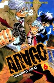Cover Arago 06 oleh Takahiro Arai
