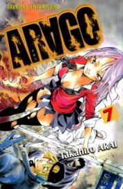 Arago 07 by Takahiro Arai Cover