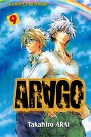 Cover Arago 09 oleh Takahiro Arai