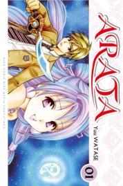 Cover Arata 01 oleh Yuu Watase